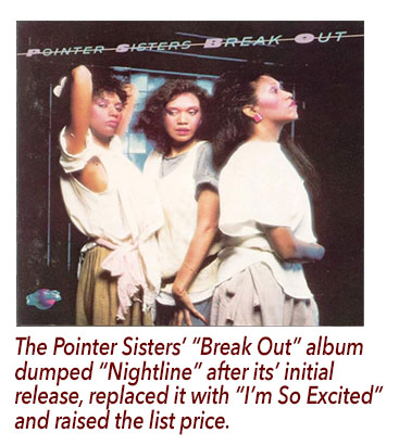 pointer sisters factoid